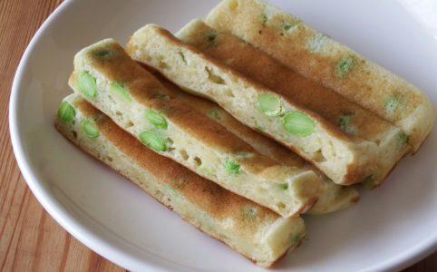 ムチムチ枝豆パン