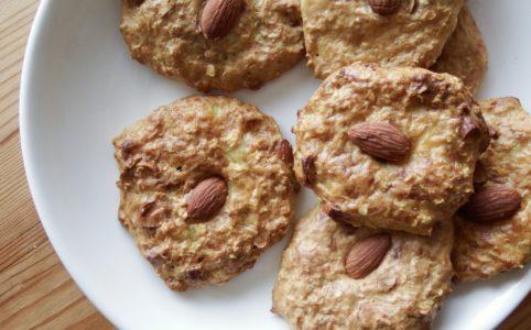 オートミールソフトクッキー