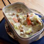 豆腐となめこのトロトロ煮込みスープ