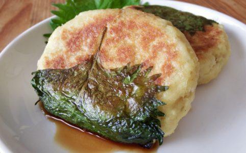 めちゃめちゃお腹にたまる豆腐ハンバーグ