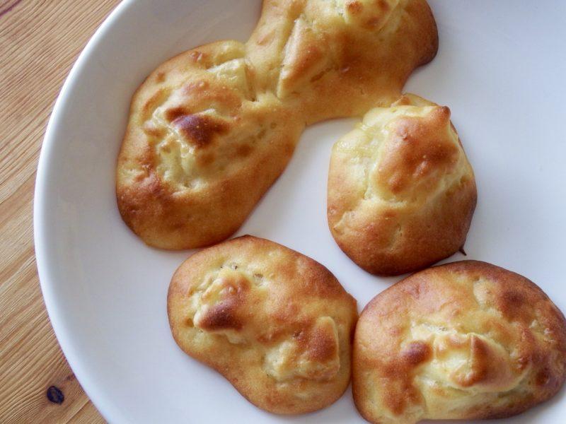 パイナップル帽子パン