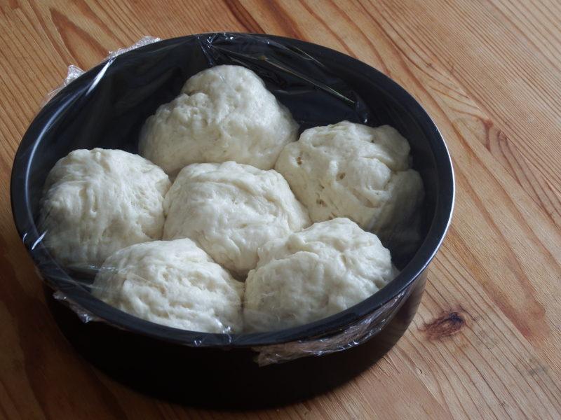 豆腐ちぎりパン 作り方