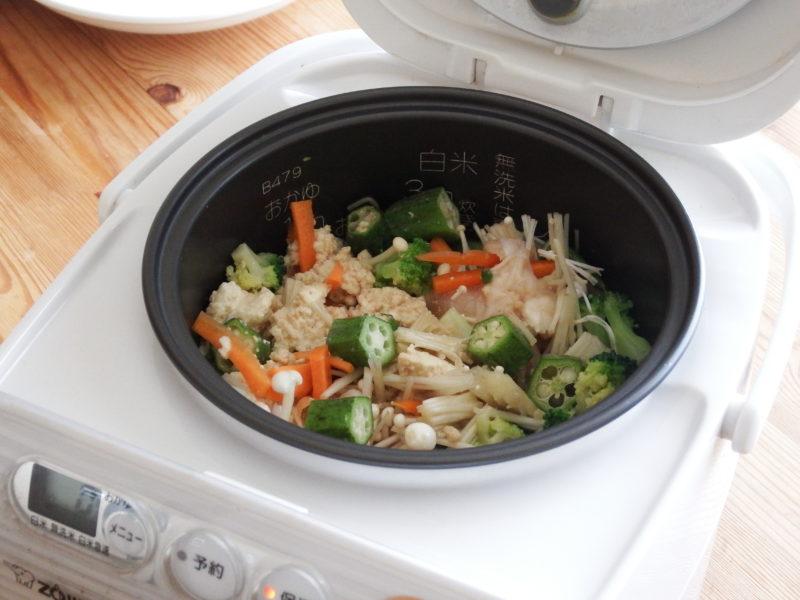 炊き込み豆腐 作り方